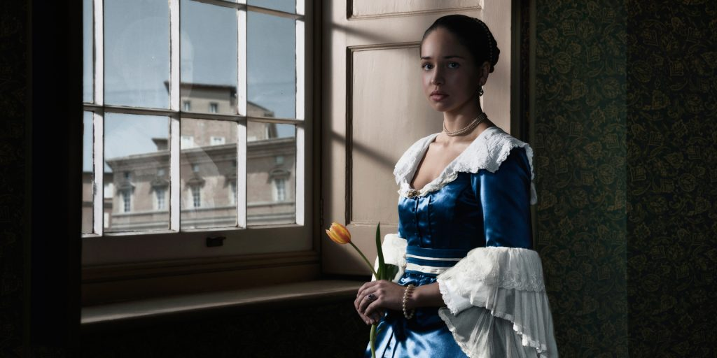 Working with Light: Tulip Fever