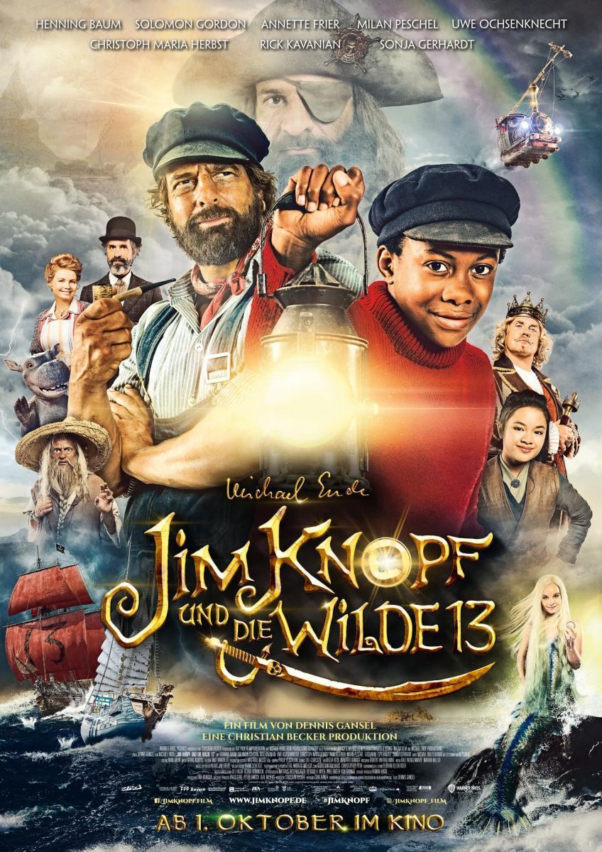 Jim Knopfe und die Wilde 13